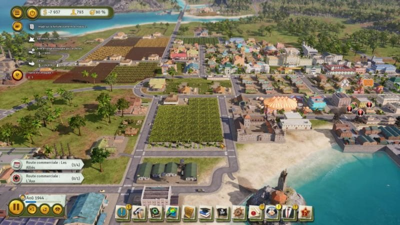 tropico 6 test overview