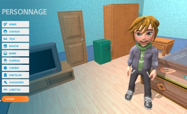 Youtubers Life OMG! création personnage