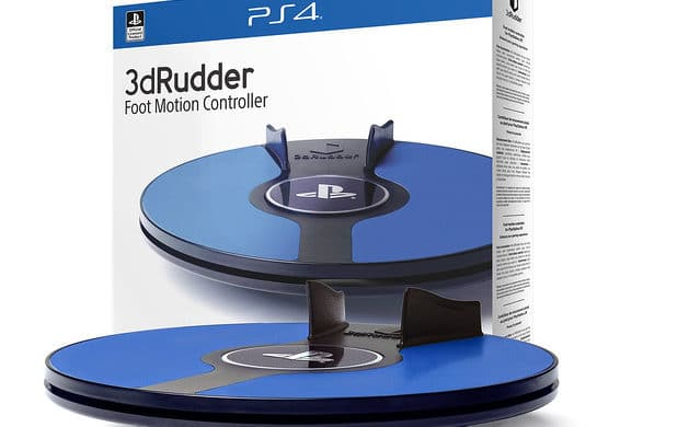 3Drudder PlayStation 4