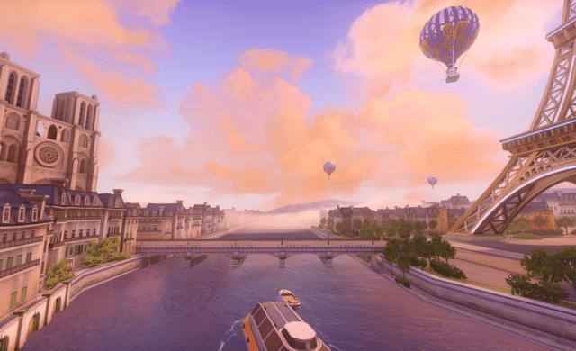Overwatch Notre-Dame