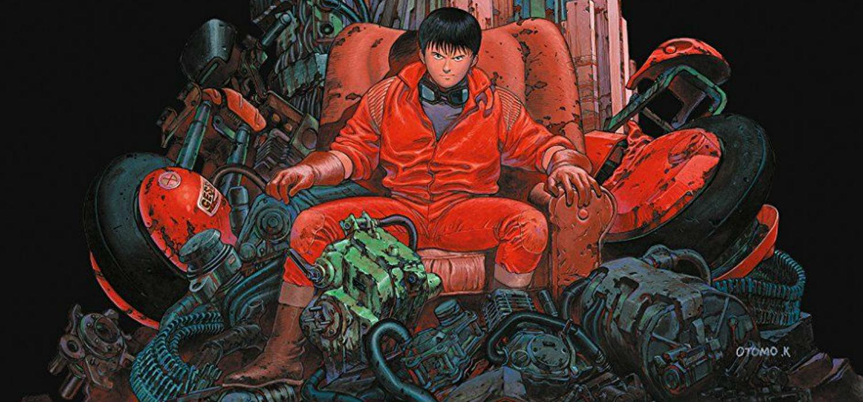 Akira Kaneda trone