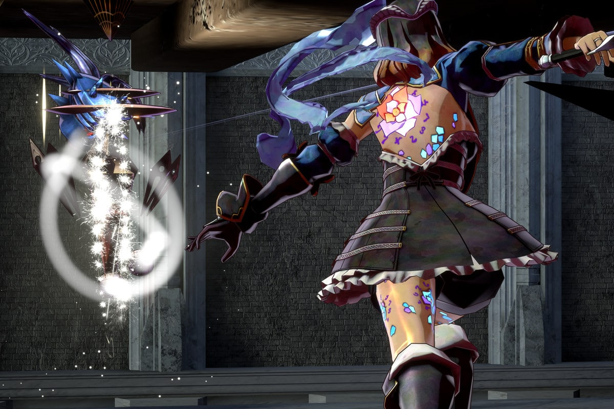 Bloodstained: Ritual of the Night - Marksgirl