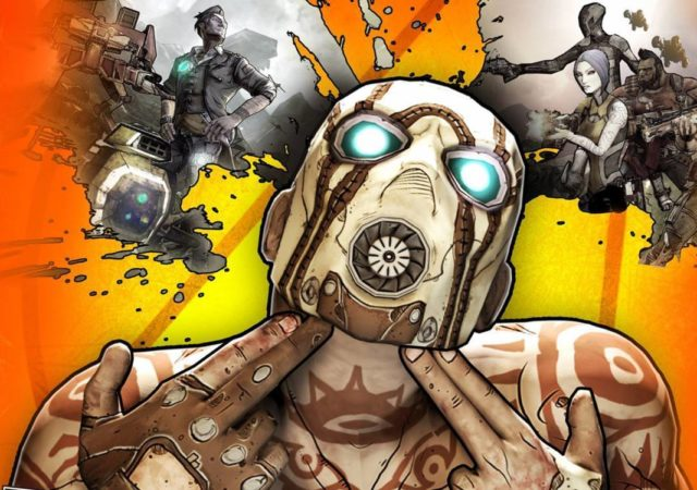 Free Play Days Borderlands The handsome collection à l'honneur