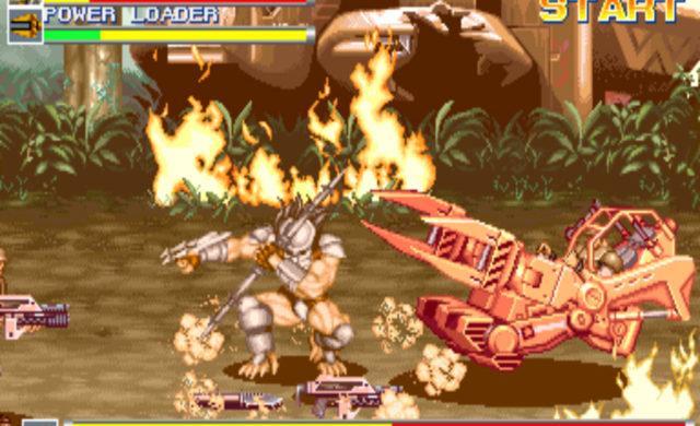 Capcom Alien vs Predator