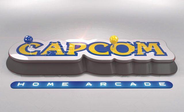 Capcom Home Arcade visuel