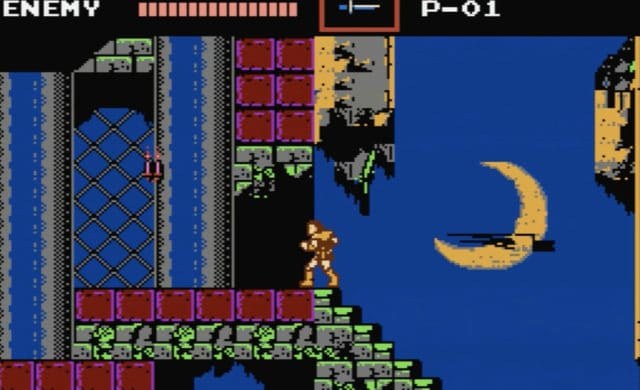 Castlevania Anniversary Collection Belmont chez Dracula épisode 1