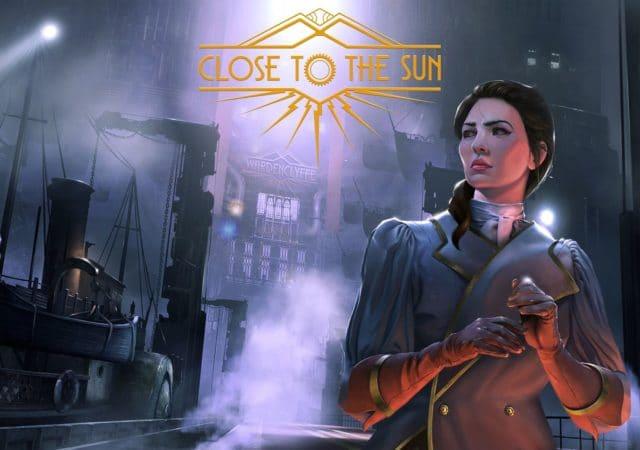 Close to the Sun artwork