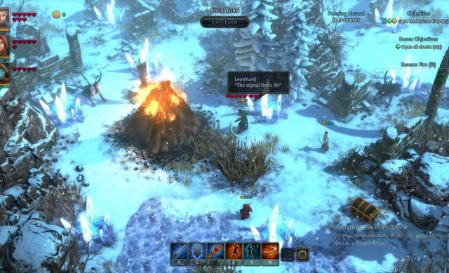 Druidstone Menhir Forest Ctrl Alt Ninja