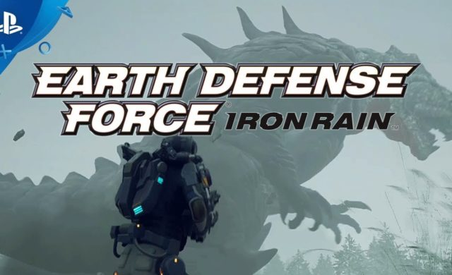 Earth Defense Force: Iron Rain titre