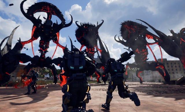 Earth Defense Force: Iron Rain nouveaux ennemis
