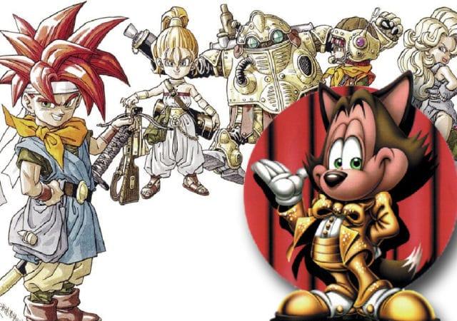 Famitsu Chrono trigger Top 20