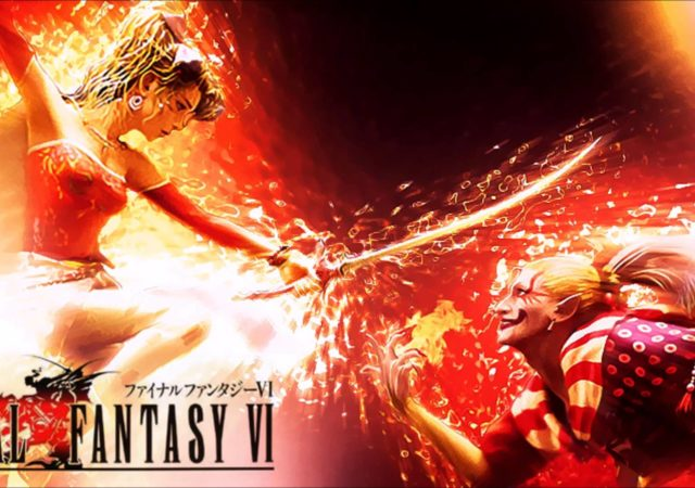 Final Fantasy - Final Fantasy VI Cover