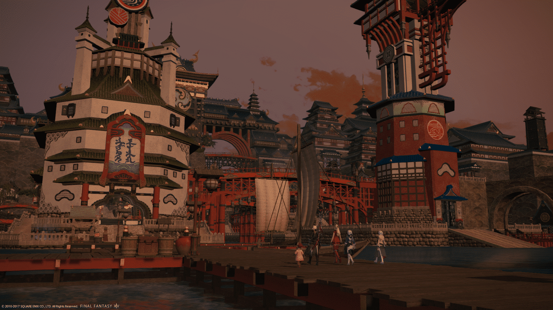 Final Fantasy XIV Stormblood screenshot