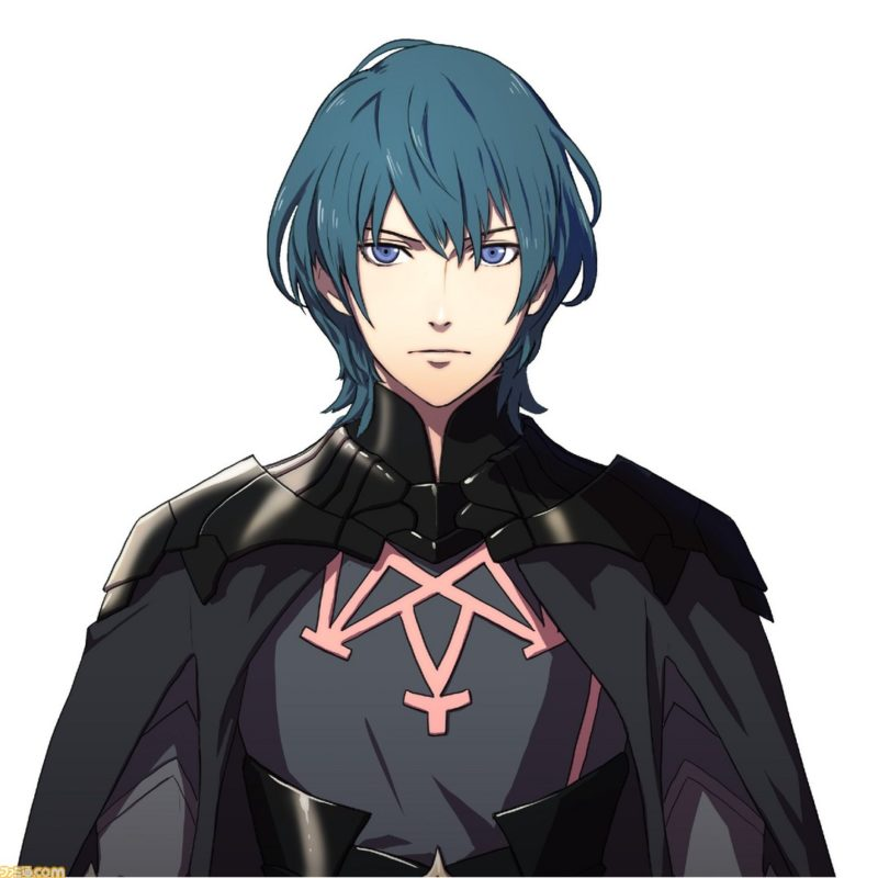 Fire Emblem Byleth artwork