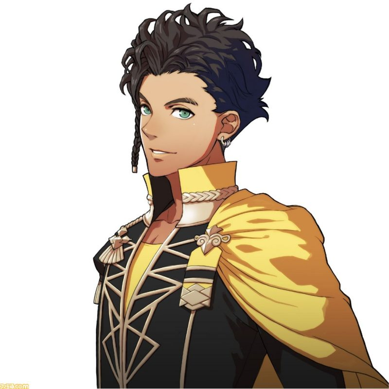 Fire Emblem Claude artwork