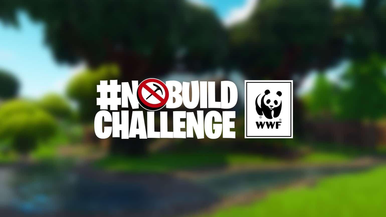 fortnite no build challenge