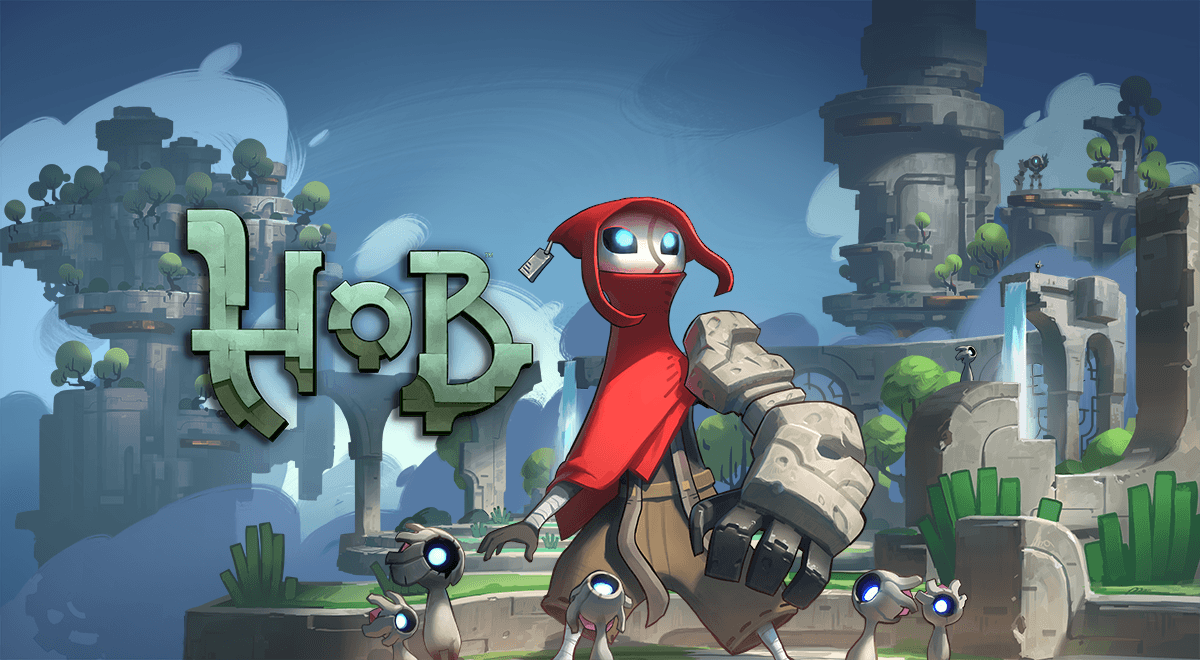 Hob: The Definitive Edition - Aff Publicitaire