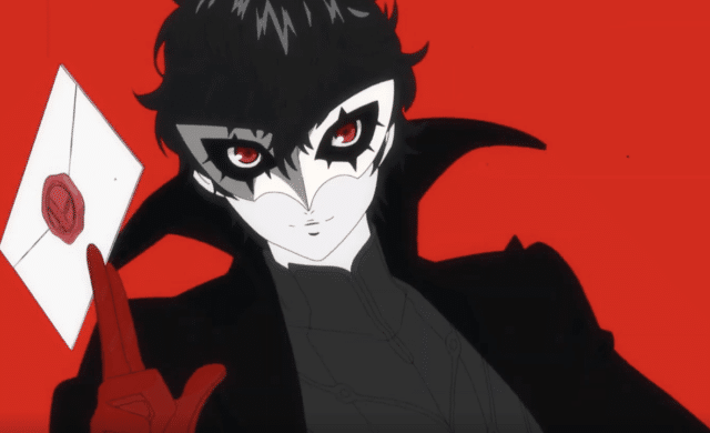 Super Smash Bros. Ultimate - Joker et une lettre
