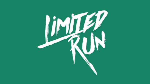 Limited Run Games -Green-Logo