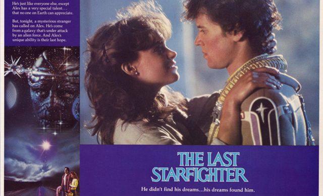 The Last Starfighter Photogramme promo armada