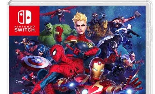 Marvel Ultimate Alliance 3: The Black Order - Tweet
