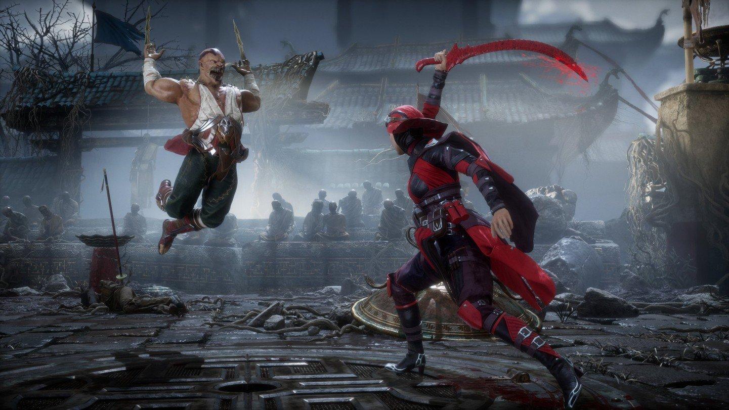 Mortal Kombat 11 - Baraka sort les griffes