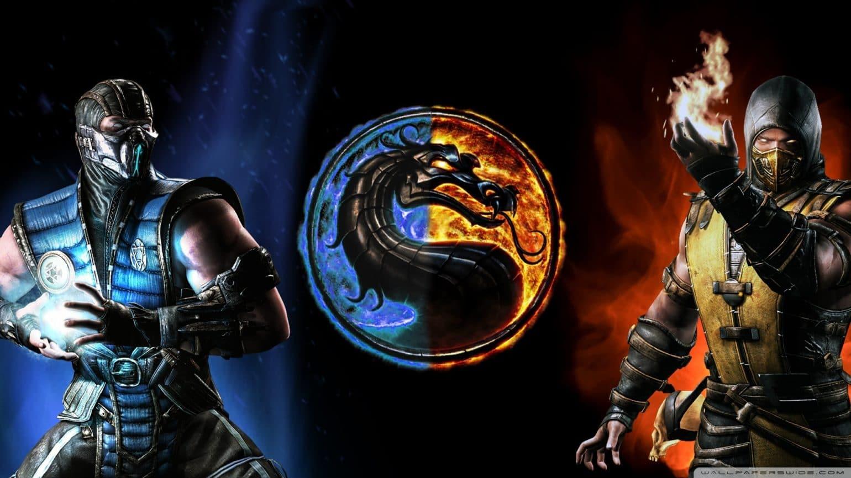 Mortal Kombat - de feu et de glace
