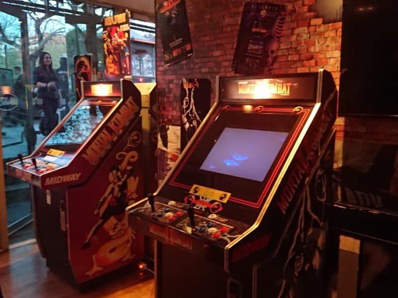 Mortal Kombat 11 Mortal Kombar arcade