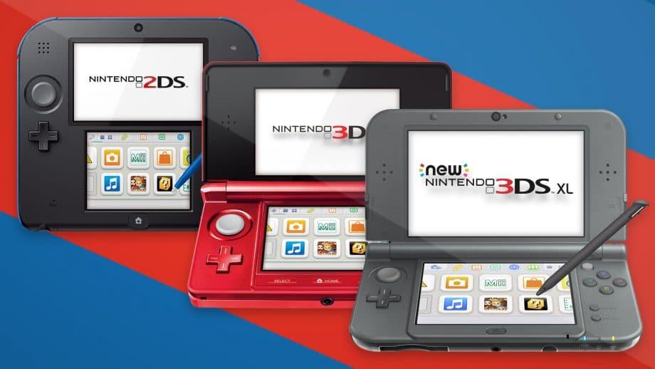 Nintendo 3DS - Famille