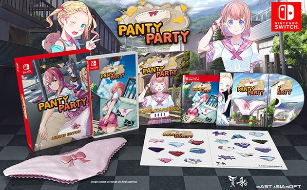 Panty Party - Edition Collector