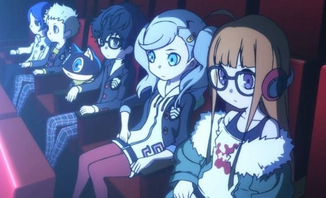 Persona Q2 Cinéma Crew