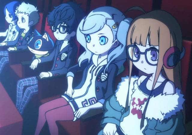 Persona Q2 Cinéma Crew