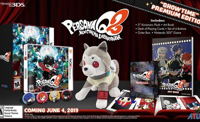 Persona Q2 Collector Showtime Premium Edition