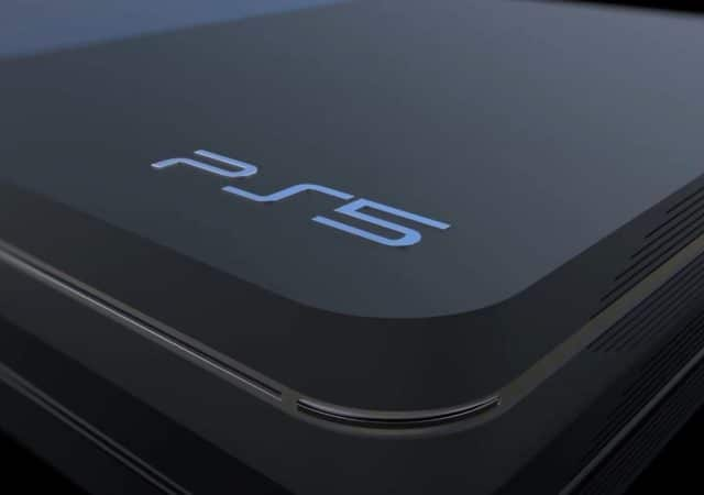 PlayStation 5 fan design