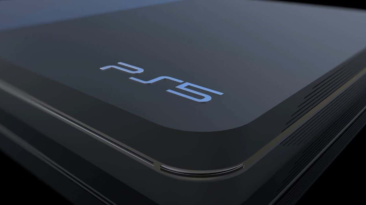 PlayStation 5 fan design