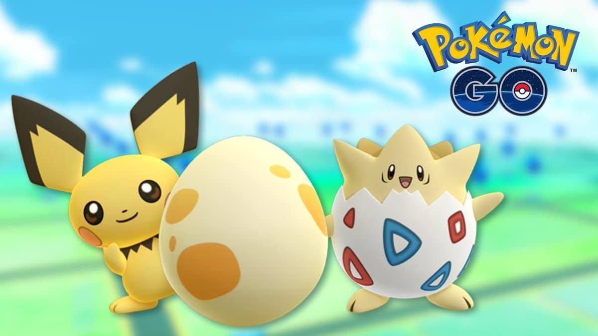 Pokémon GO - oeufs