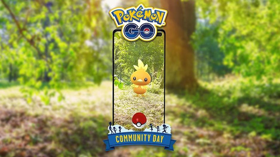 Pokémon GO - Poussifeu Journée Communauté