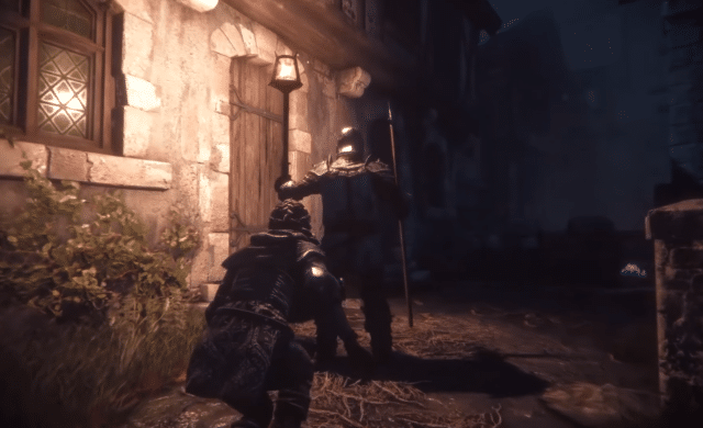 A Plague Tale: Innocence garde
