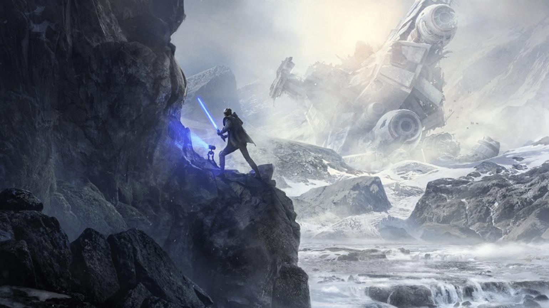Star Wars Jedi Fallen Order - Affiche promotionnelle