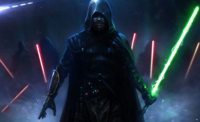 star wars : jedi fallen order art