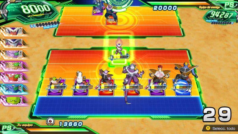 super dragon ball heroes board
