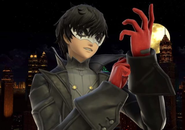 Super Smash Bros Ultimate - Joker steals the show