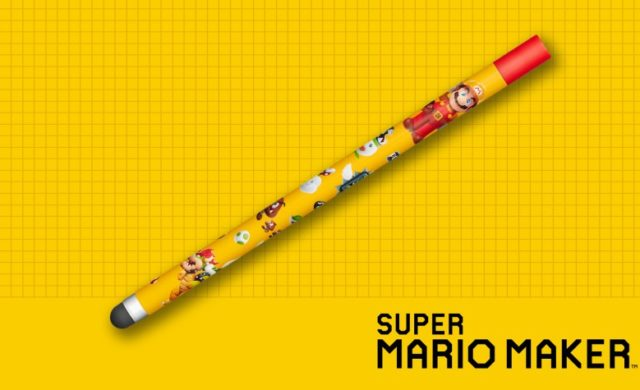 Super Mario Maker 2 Stylet Switch