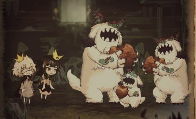 The Lir Princess des monstres mignons