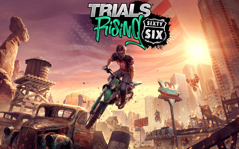 Trials Rising - sixty-six