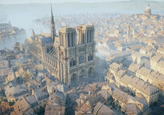 Ubisoft - Notre-Dame