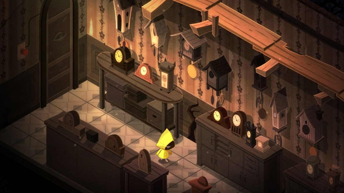 Very Little Nightmares première image manoir
