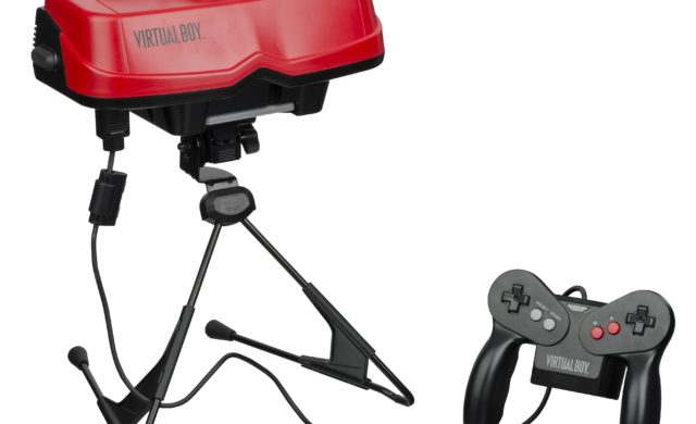 Console nintendo Virtual Boy