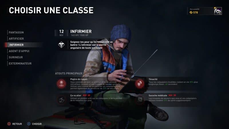 World War Z classe