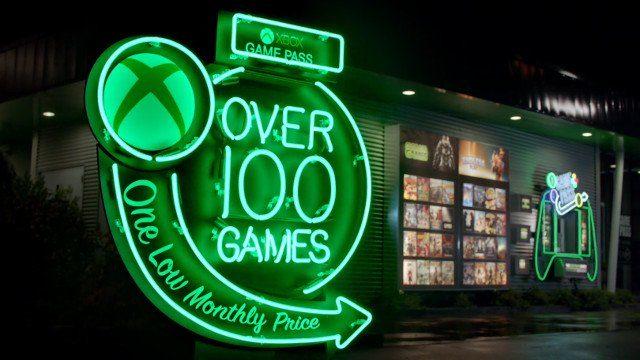 Xbox Game Pass - Plus de 100 jeux